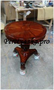 Стол после покраски