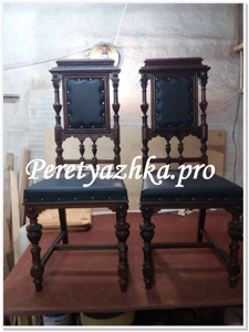 реставрация стула в Мещанском районе