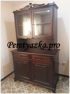 реставрация буфета в Тимирязевском районе